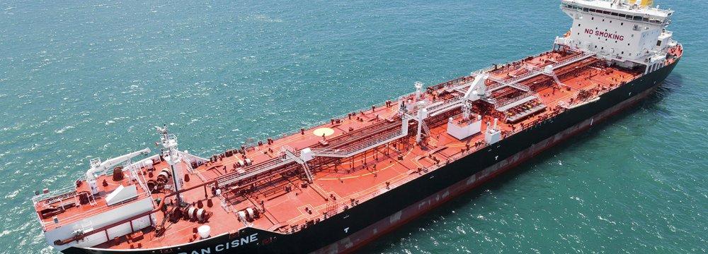 Essar Raises Iran Oil Imports