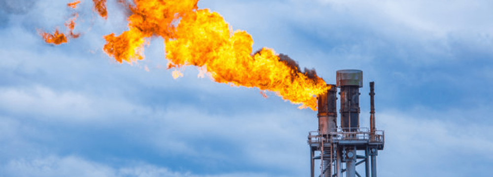 Long-Term Scheme to Curb Gas Flaring