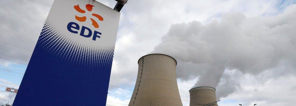 France Shuts Four Nuclear Reactors Due to Heatwave