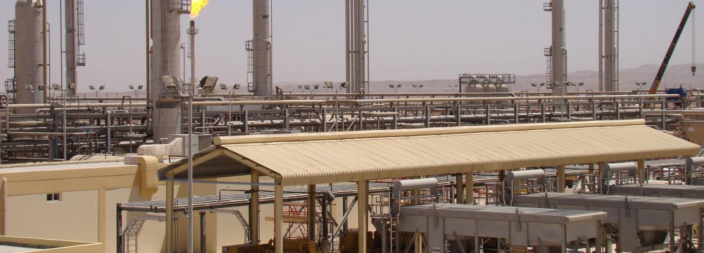 All of Iran's gas exports stand at about 40 mcm/d.