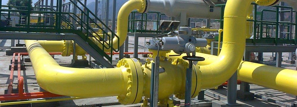 Iran, Georgia Discuss Natural Gas Export