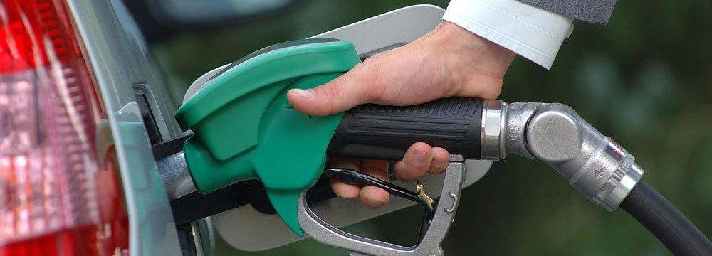 Gasoline Consumption Up 8 Percent