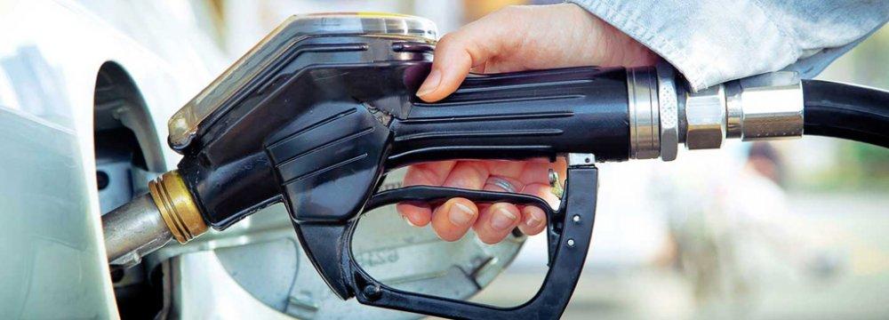 Gasoline Consumption at 78 ml/d