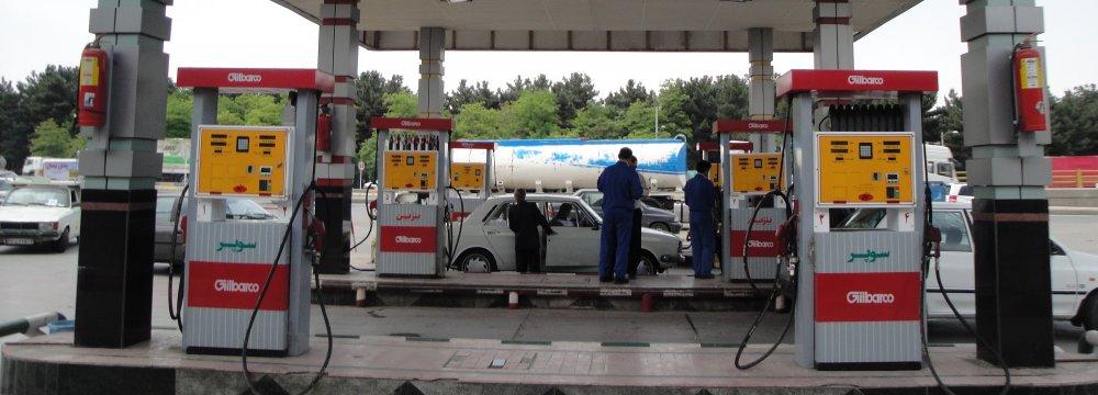 Gasoline Consumption Soars