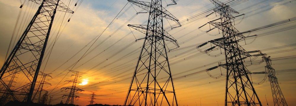Iran's annual power exports amount to $750 million.
