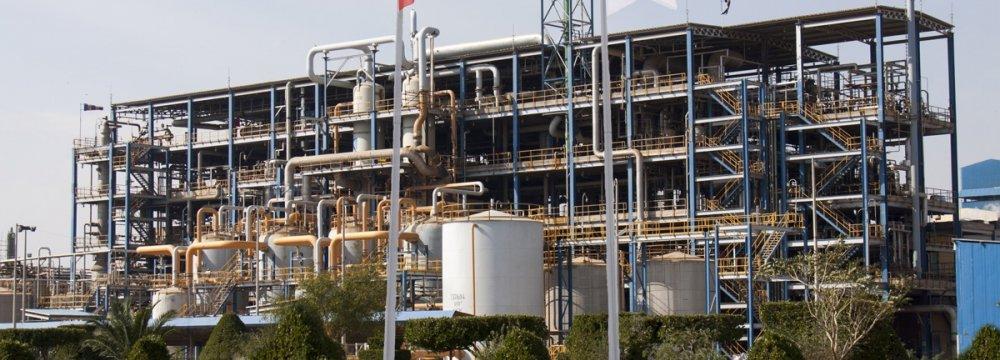 Ilam Petrochem Complex to Raise Production
