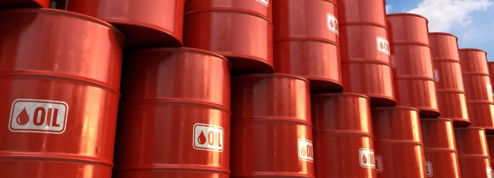 India's oil consumption plunged 5.9% in January.