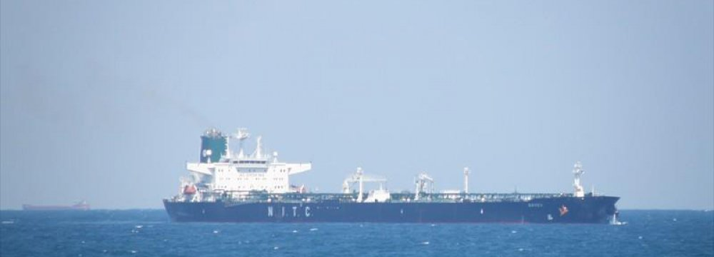 Iran Becomes India's 2nd Largest Oil Supplier