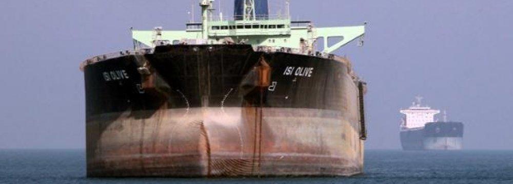 India Crude Imports From Iran Increase 48 Percent