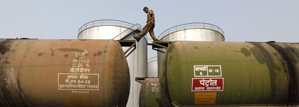 India Not to Zero Iran Oil Imports