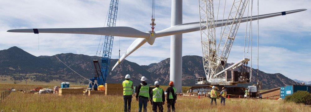 German Firm to Fund Khuzestan Wind Farm