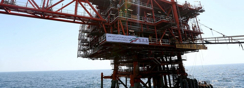 Iran struck its first IPC deal with Total in July last year.