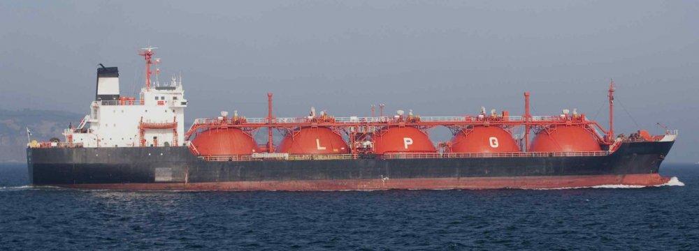 Iran's Jan. LPG Exports Set Record