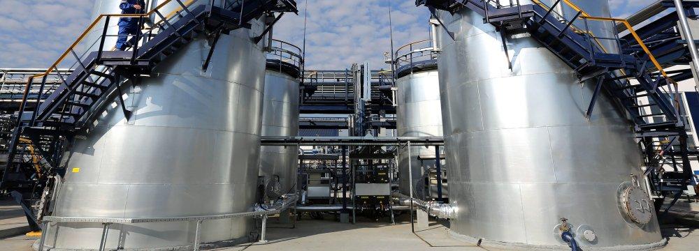 Iraq Boosts Crude Export Capacity