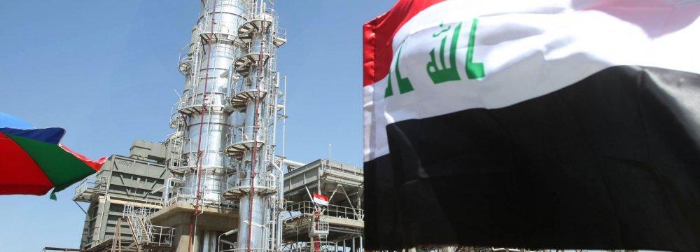 Iraq Oil Output Jumps