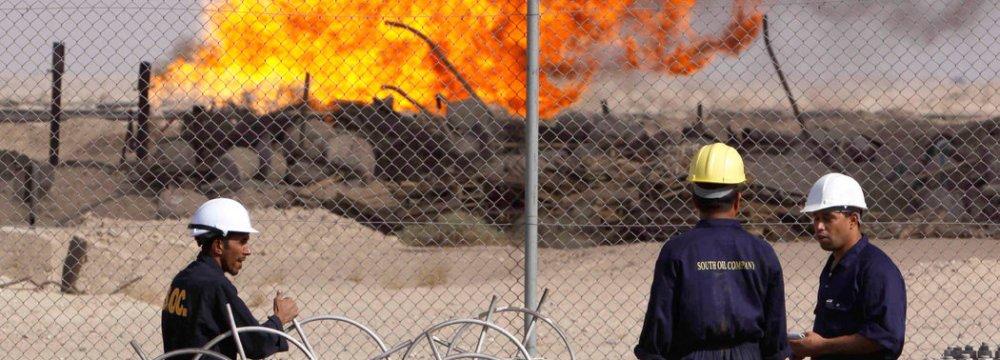 Iraq Mum on Oil Production