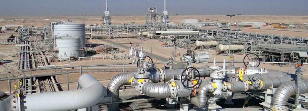 Anton, Petrofac to Develop Iraqi Oilfield