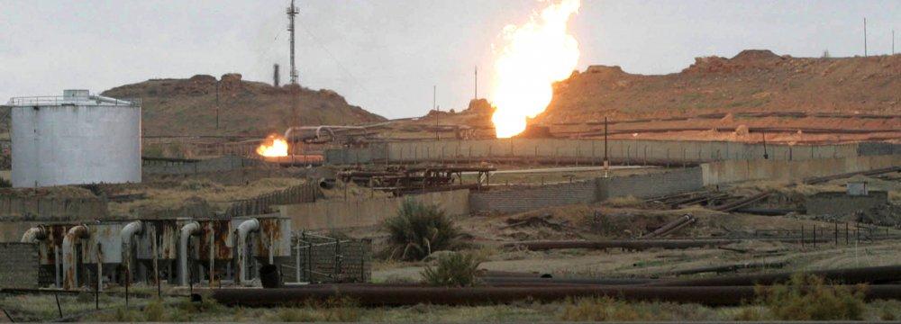 Iraq Begins Pumping Kirkuk Oil