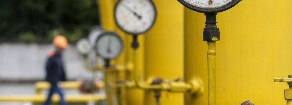 Gas Export to Iraq Stable at 12 mcm/d