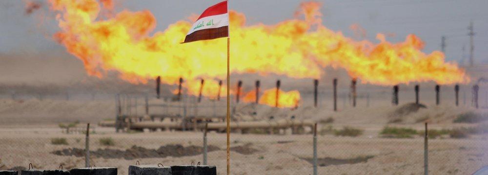 Iraq Says Crude Production Capacity Near 5 Million bpd