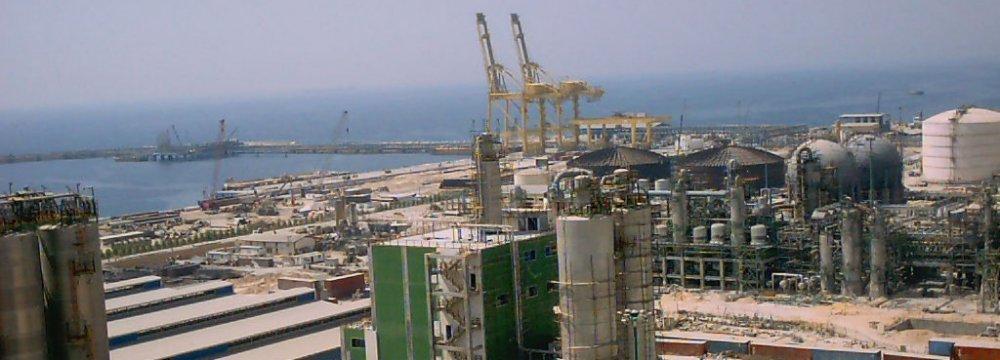 Jam Petrochemical Company