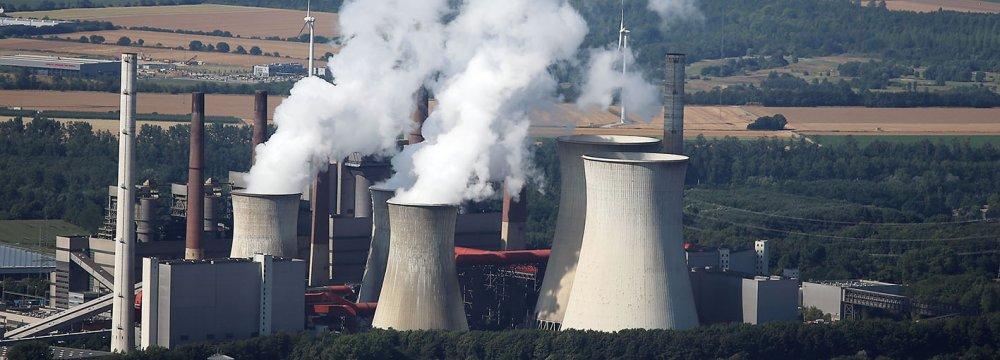 Japan Restarts Old Oil-Fired Power Stations
