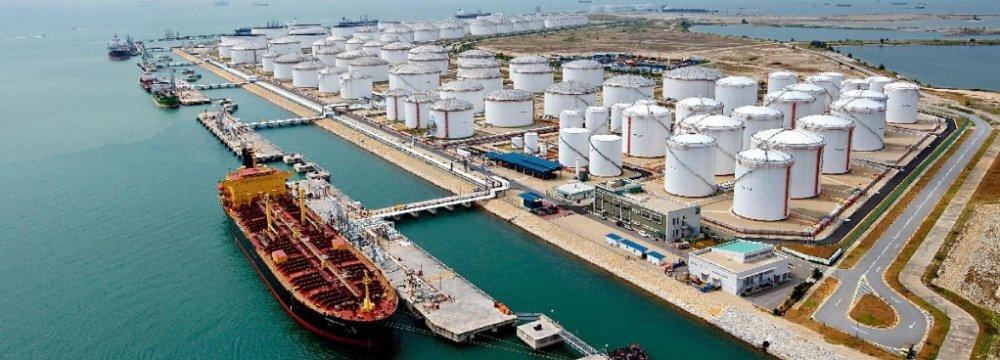 Jask Oil Terminal Development on Agenda