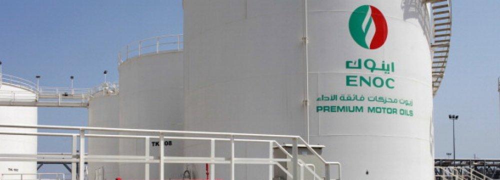 Emirati Oil Company Hoarding Jet Fuel