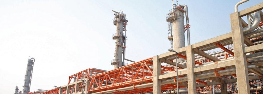 Plan to Raise Ethylene Output at Kavian Complex