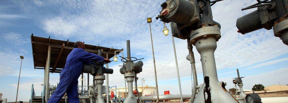 Libya Oilfield Halt Raises Crude Prices