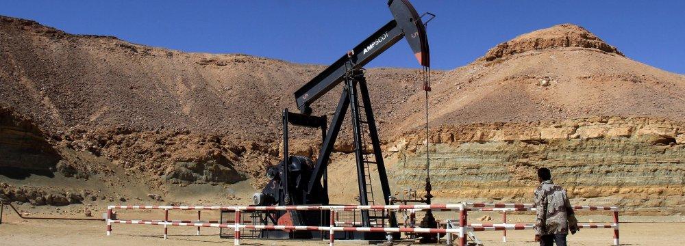 Libyan Oil Output Rebounds