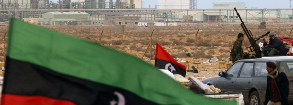 Libya has been divided since 2014 between rival institutions.