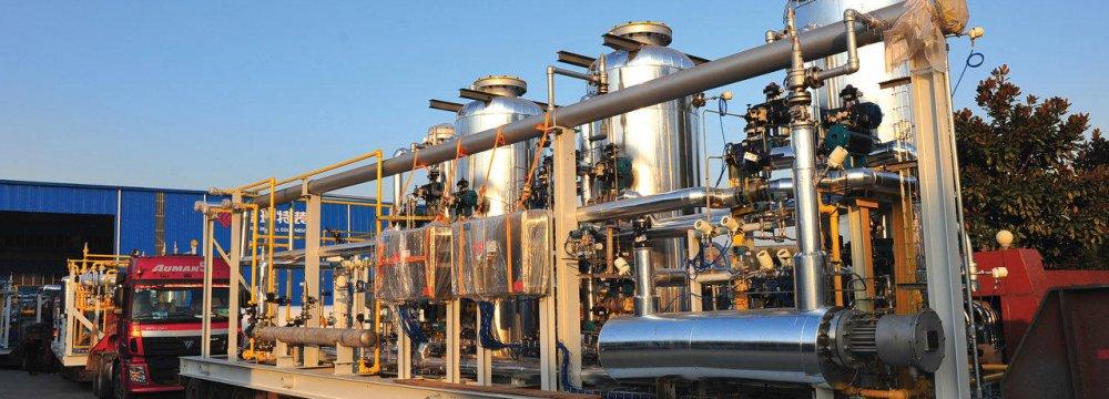 NIGC Mulling Tender for Mini LNG Plants
