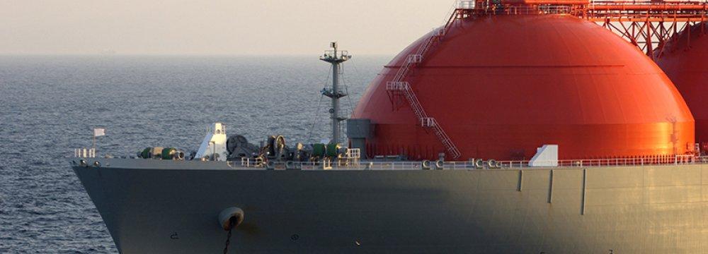 Iran LPG Shipments Reach 400K Tons