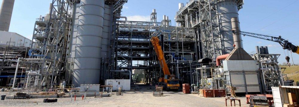 MAPNA to Construct Combined-Cycle Plant Near Armenia Border