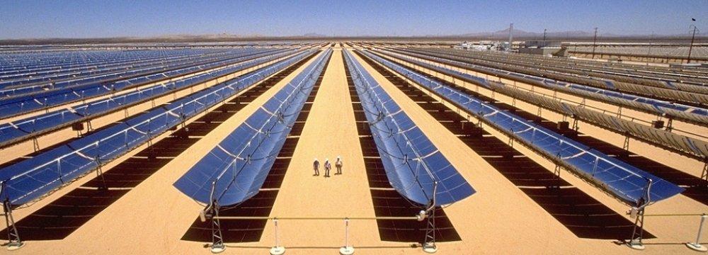 MENA Region Investing in Secure, Diversified Energy