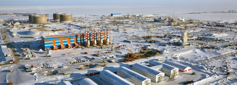 Moscow Offers LNG to Riyadh
