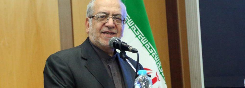 Nematzadeh as Top Oil Adviser