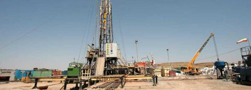 NIDC Expanding S. Azadegan Drilling