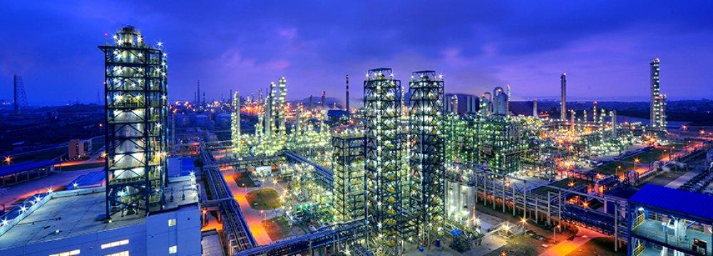 NPC Targets $20b in Petrochemical Export Revenues