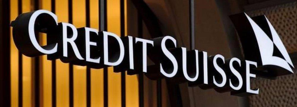 Credit Suisse Forecasts Sub-$60 Oil Until 2020