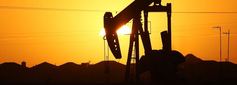 Crude Prices Rise