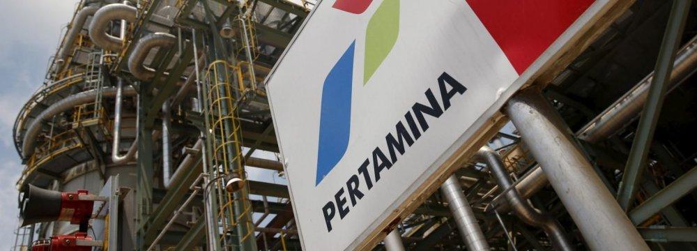 Pertamina's supply of diesel has outperformed demand.