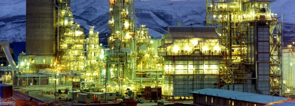 Petrochemical Capacity to Rise 10m Tons by March