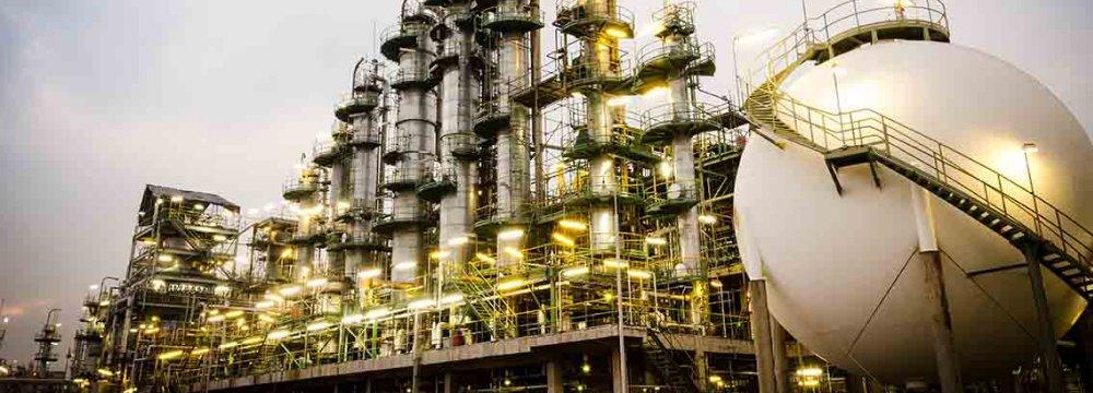 Petrochem Co. Releases Data
