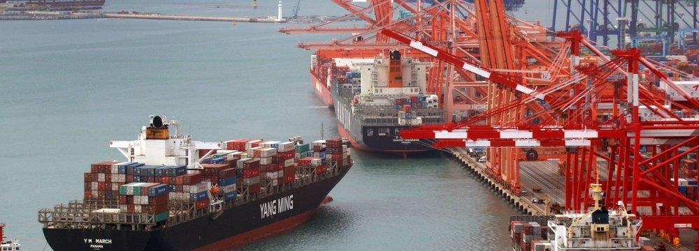 Petrochem Exports Earn $4.6 Billion in 5 Months