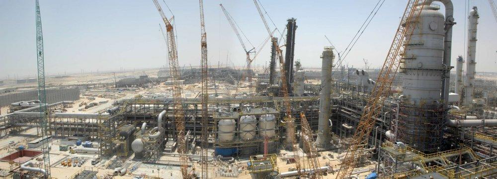 3 Major Petrochemical Plants Set for Launch
