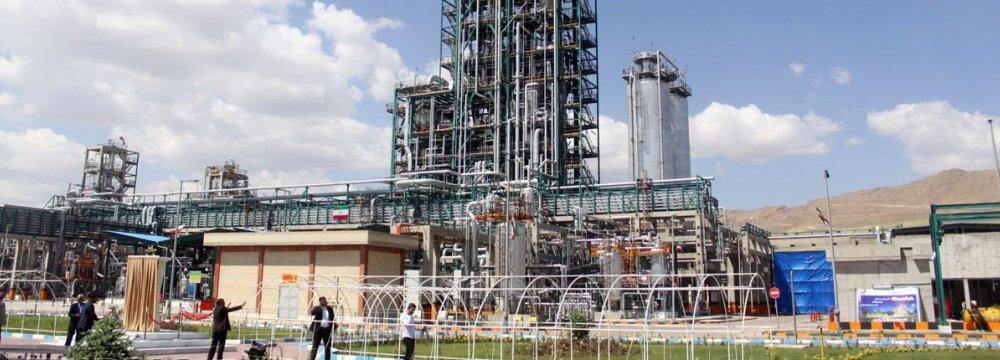 Iran's Petrochemical Revenues Take a Hit