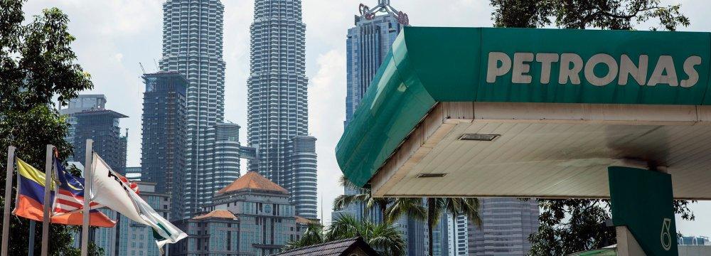 Petronas Predicts  $50-60 Crude