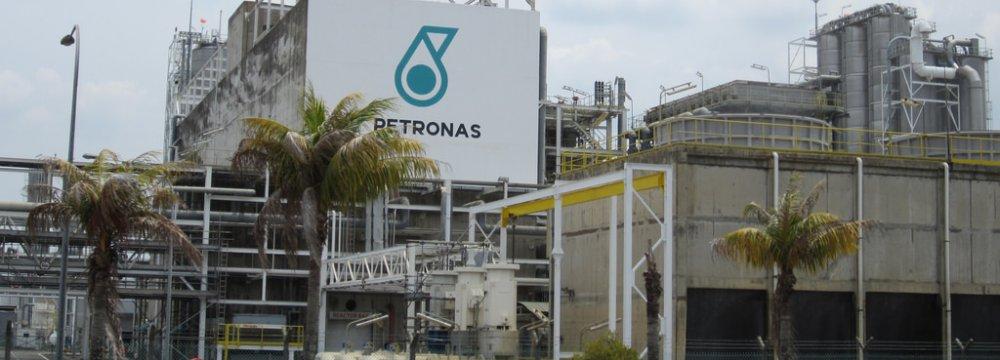 Petronas Eying South Pars